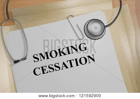 Smoking Cessation Concept