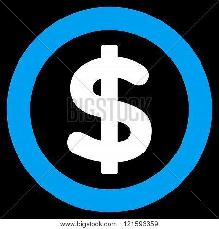 Finance Flat Vector Symbol