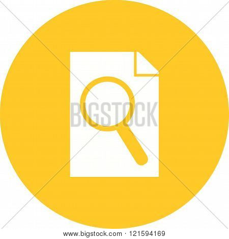 Printer, preview, report icon vector image. Can also be used for text editing. Suitable for mobile apps, web apps and print media.