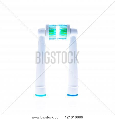 Electric Toothbrush Replacement Heads With Color Rings