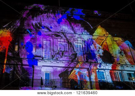 195 Piccadilly By Novak At Lumiere Festival