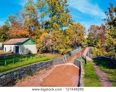 Historic Delaware Canal