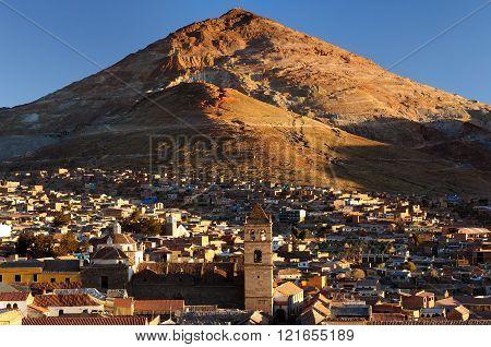 South America - Bolivia, Potosi