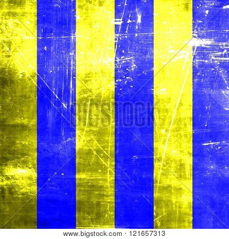 Golf maritime signal flag