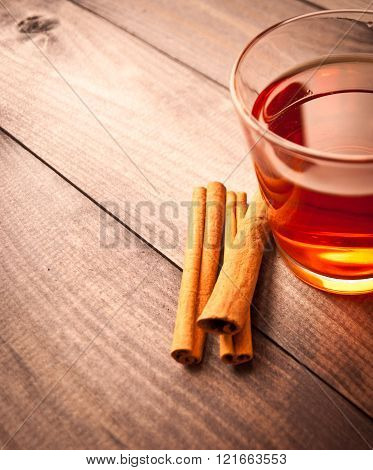 Cup Of Tea And Cinnamon