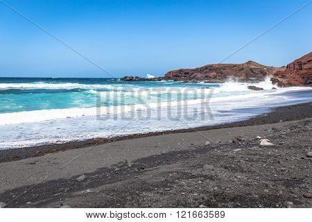 El Golfo, Lanzarote, Canary Islands, Spain