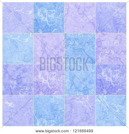 Group Of Closeup Surface Marble Floor Texture Background