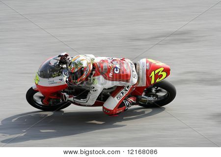 Moto GP 125cc Dino Lombardi