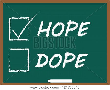 Hope or Dope?