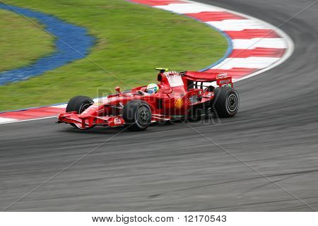 Felipe Massa 2008