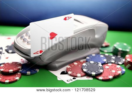 online payment in casino