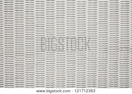 Basket Texture Weave Pattern, White Wicker Baskets Woven Background