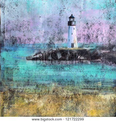 Abstract Lighthouse