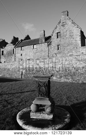 Castle in Aberdour