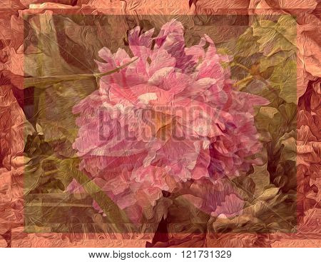 Floral Potpourri With Peonies 10
