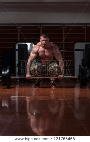 Heavy Weight Deadlift
