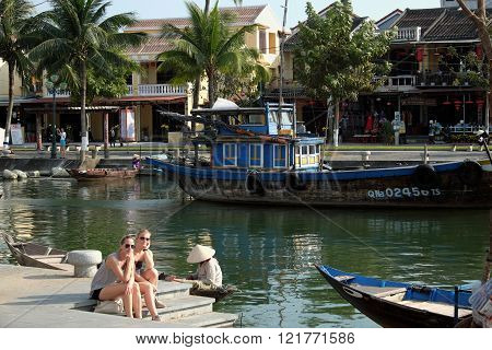 Hoian Old Town, Hoi An, Vietnam, Travel, Viet Nam