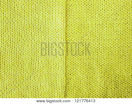 knitted Jersey as background
