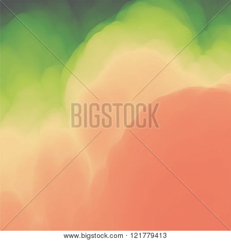 Colorful Abstract Background. Design Template. Modern Pattern. Vector Illustration For Your Design. Can Be Used For Banner, Flyer, Book Cover, Poster, Web Banners.