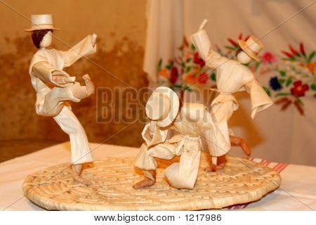 Corn Shell Dolls Folkdance