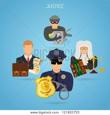 Fairness and Justice Concept