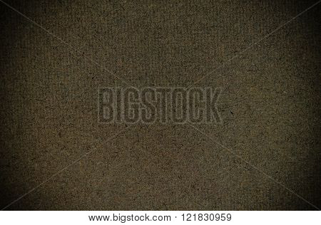Sheet Of Brown Paper Useful As A Background Dark Edges