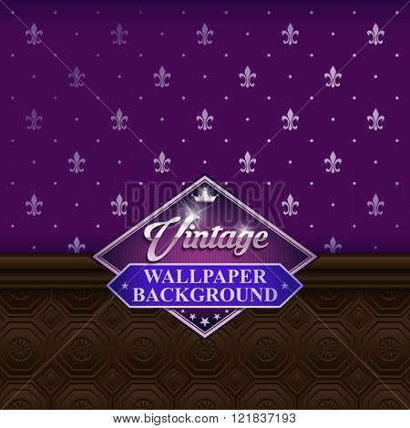 vintage wall background2