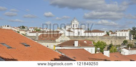 Roofs And Buildings Of Coimbra