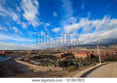 Beautiful Tenerife Landscape - Costa Adeje