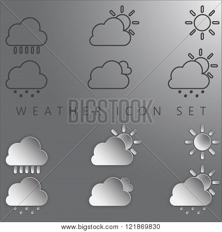 The Weather Icons