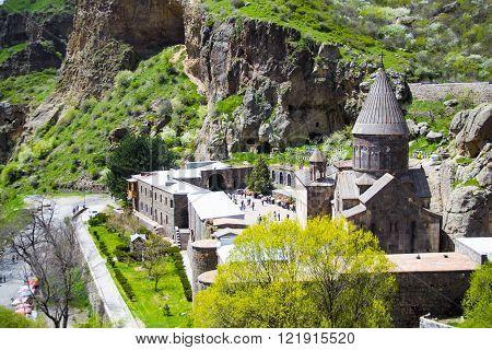 Geghard Monastic Complex