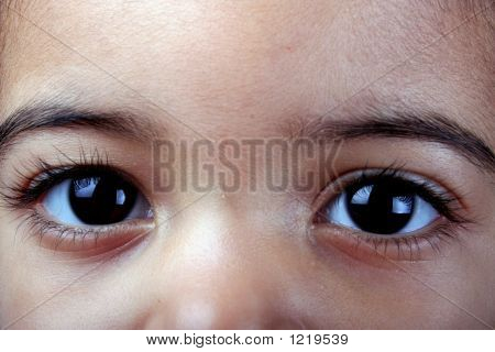 Toddlers Eyes