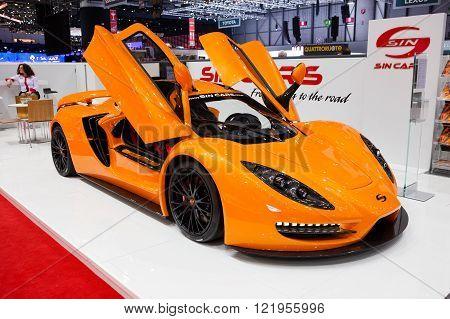 Sin Car R1