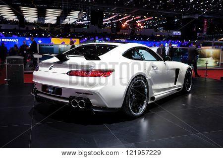 FAB Design Mercedes-AMG GT