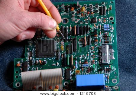 Circuit Board Repair 4