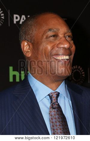 LOS ANGELES - MAR 15:  Joe Morton at the PaleyFest Los Angeles - Scandal at the Dolby Theater on March 15, 2016 in Los Angeles, CA