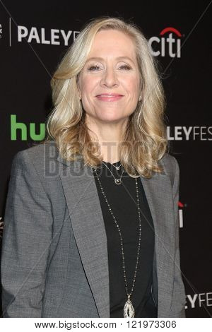 LOS ANGELES - MAR 15:  Betsy Beers at the PaleyFest Los Angeles - Scandal at the Dolby Theater on March 15, 2016 in Los Angeles, CA
