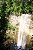 Tews Falls, Ancaster, ON-Vertical poster