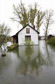 flood damaged property
