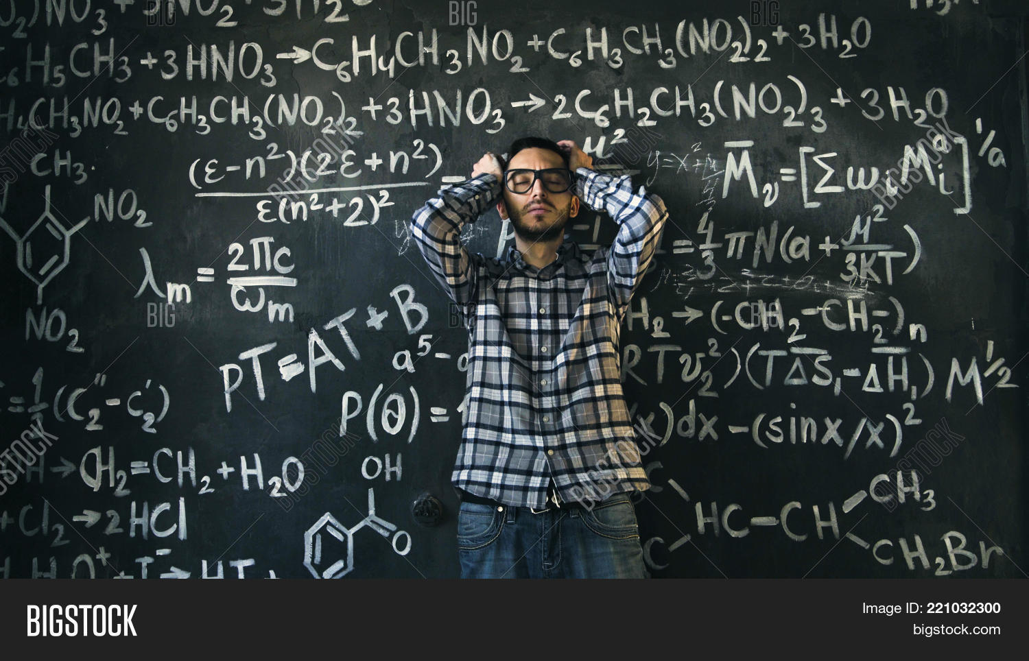 Young Scientist Man Image & Photo (Free Trial) | Bigstock