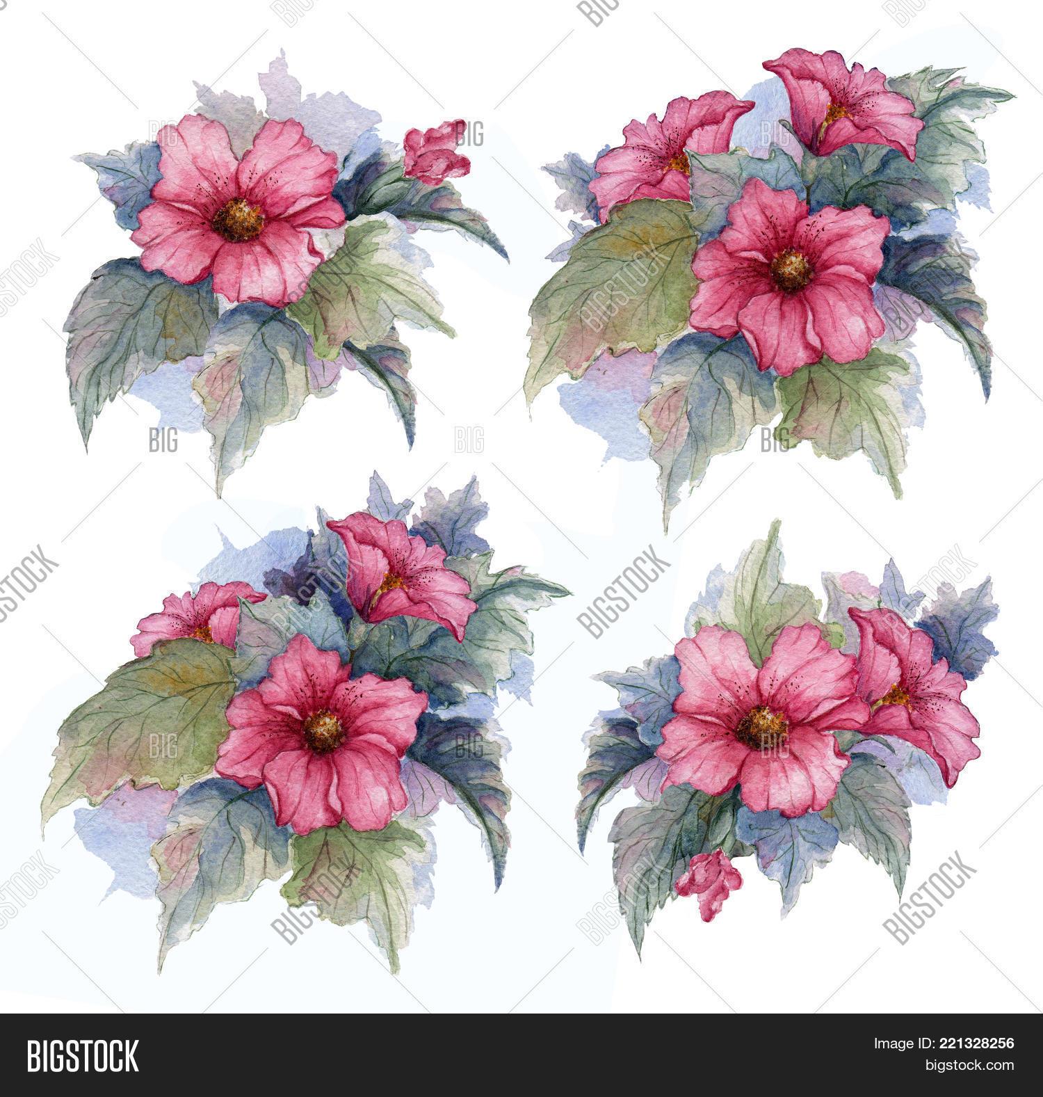 Beautiful Bouquets Image Photo Free Trial Bigstock