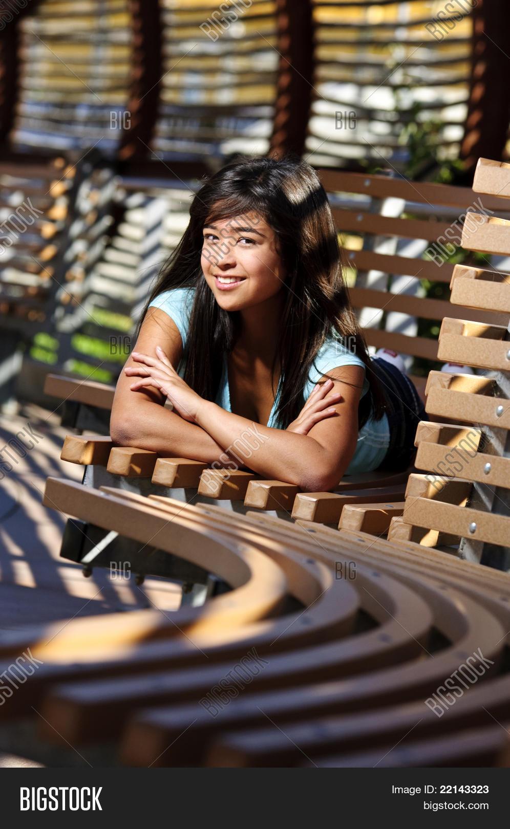 Teenage Model Image & Photo (Free Trial) | Bigstock