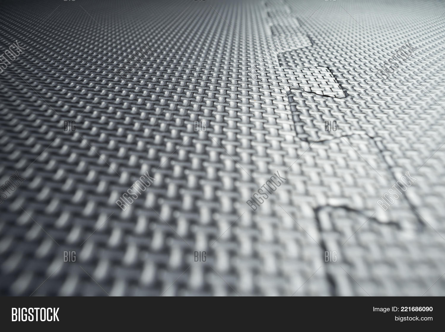 Heavy Duty Black Image Photo Free Trial Bigstock - How to clean black rubber gym flooring