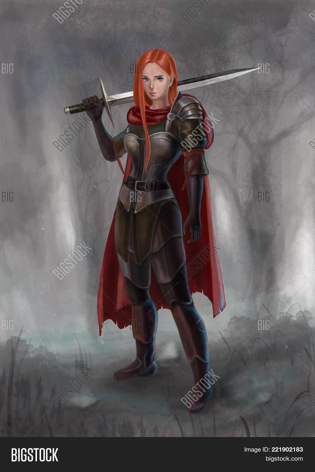 Fantasy Character, Image & Photo (Free Trial) | Bigstock