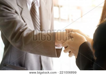 handshake business partnership is a deal business working job.
