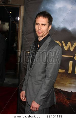SAN DIEGO - JUL 23:  Sam Rockwell arriving at the