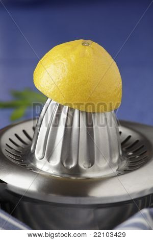 Lemon And Squeezer