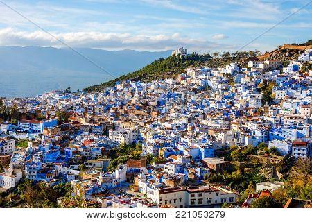 Tangier Skyline, Morocco