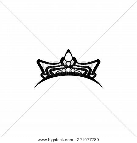 184781479 Diadem icon. Diadem element icon. Premium quality graphic design icon. Baby  Signs,