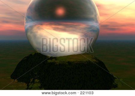 Sunrise Globe
